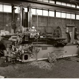 Horizontal Boring Mill 1945