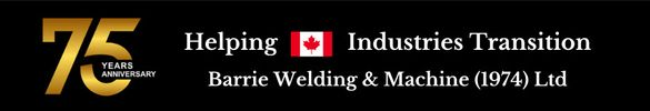 Barrie Welding & Machine (1974) Ltd