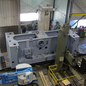 1600 Ton Punch Press Crown