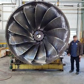 Stainless Francis Turbine